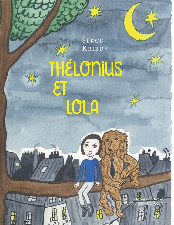 Photo Thélonius et Lola